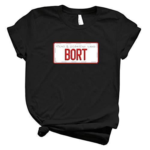 Bort License Plate 35 Men Shirts - Best Women T Shirt - Customize Tee for Women - Hot Tee for Kids