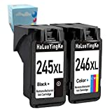 Remanufactured Ink Cartridges 245 and 246 Replacement...