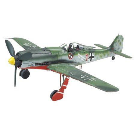 TAMIYA Dickie 300060778 - 1:72 Focke Wulf 190 D-9 JV44 Luftfahrt