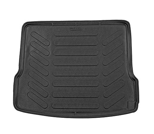 Cargo Liner Rear Cargo Tray Trunk Floor Mat Waterproof Protector for Audi Q5 / 2009-2017 (Does not fit Hybrid Cars)