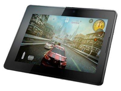 Blackberry Playbook–Tablet (64GB)–17,8cm TFT (1024x 600) mit hinten & vorne Kamera, Wi-Fi, Bluetooth + Fall + HDMI-Kabel