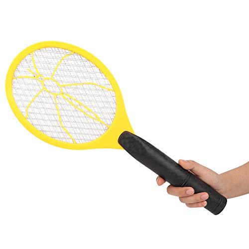 Asesino de Moscas Amarillo a batería, Asesino de Mosquitos, Trampa para Insectos Uso Seguro en el Patio para Pescar Camping Uso en el Dormitorio