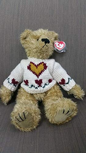 Ty Attic Treasures Collection Heartly New with Tag 1993 12 Bear