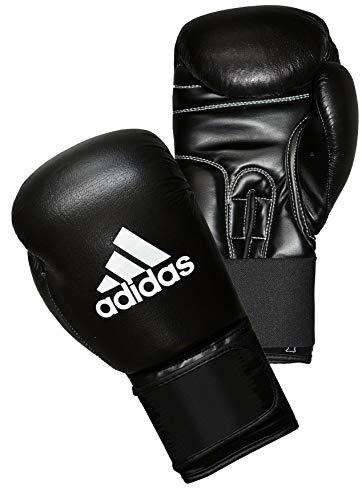 adidas Perfomer Boxhandschuhe,Schwarz (black/white), 16 oz