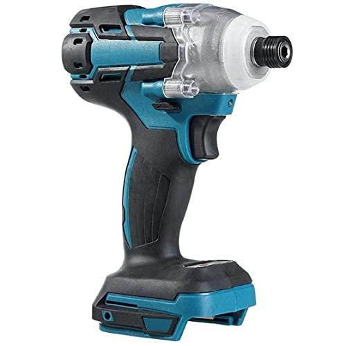 Destornillador eléctrico, Taladro del impacto inalámbrica 18V Impacto controlador inalámbrico para el hogar bricolaje