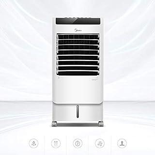 Aire acondicionado móvil, Zona móvil del refrigerador de aire con bandeja de hielo, control remoto, baja energía con ventilador, 8 horas función de temporizador, Apto Ministerio del Interior
