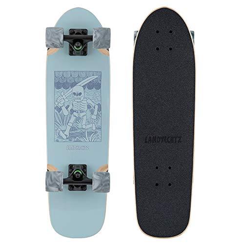 Landyachtz Dinghy 28quot Complete Skateboard 28quot  Adventure