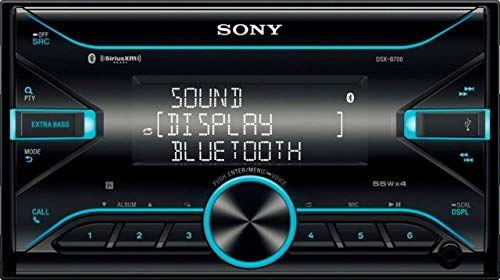 Sony Dsx-B700 Media Receiver with Bluetooth Technology Now $64.98 (Was $129.99)