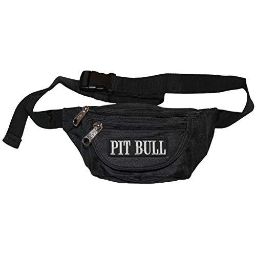 Spass kostet Bauchtasche American Pit Bull Terrier mit wechselbaren Patch