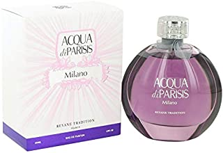 Acqua di Parisis Milano by Réyáné Tradition for Women Eau De Parfum Spray 3.3 oz