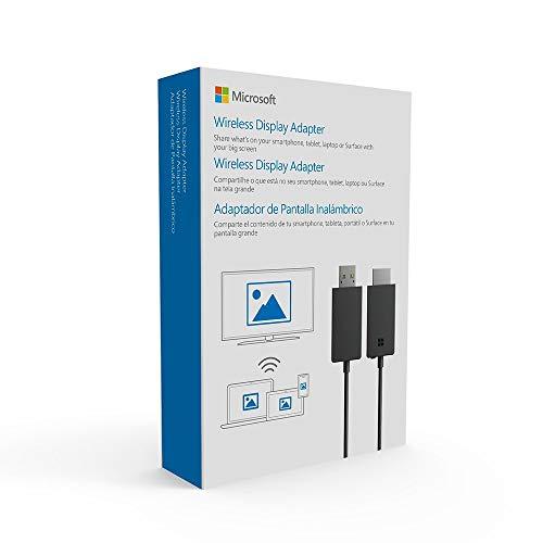 Microsoft p3q-00014–Wireless Display Adapter, Titan