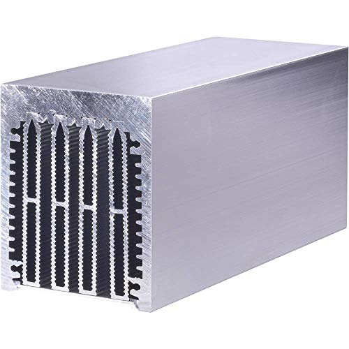 Fischer Elektronik LA 6 150 AL Profilkühlkörper 0.3 K/W (L x B x H) 150 x 75 x 62mm