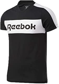 Reebok Men's Te Ll SS Graphic Tee T-Shirt