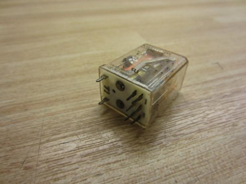 TE CONNECTIVITY/POTTER & BRUMFIELD R10-E2Y2-115V POWER RELAY, DPDT, 115VAC, 3A, PC BOARD