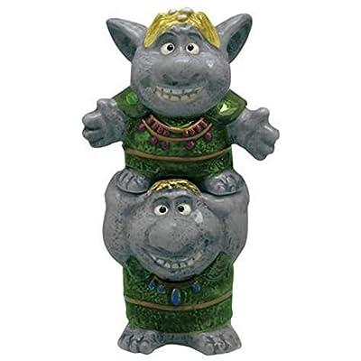 Salt & Pepper Shakers - Disney - Frozen Trolls New Licensed 26419 by Westland