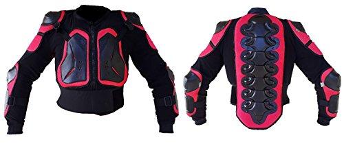 WinNet Pettorina corpetto giacca con protezioni OMOLOGATE da per moto cross enduro quad