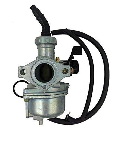 SUNCO Carburetor For Kawasaki KLX 110 KLX110 Carb Hand Choke 22mm
