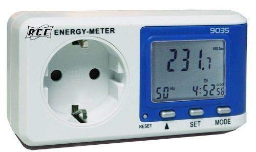 Medidor de Consumo de energía eléctrica RCE P9035