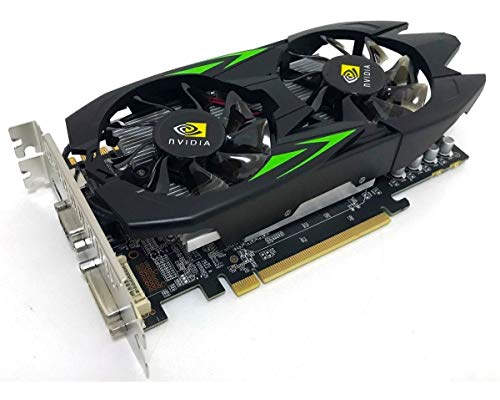 Placa De Vídeo Pc Geforce Gtx 550ti 128 Bits 1gb Ddr5 Nvidia