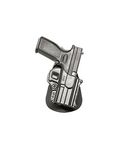 Fobus Conceal Carry Paddle Holster for Springfield XD XDM/HS 2000 / Taurus PT609, Titanum PT 24/7 9 & 40mm