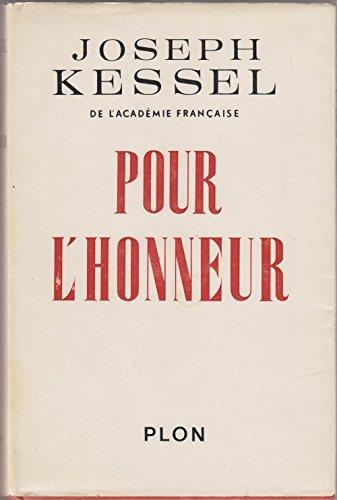 Pour l'honneur -(Une balle perdue -Les Maudru). (Le premier texte se passe...