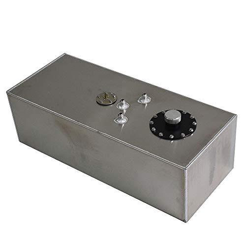 Aluminum Racing/drift Fuel Cell Gas Tank+cap+level Sender 15 Gallon/57L