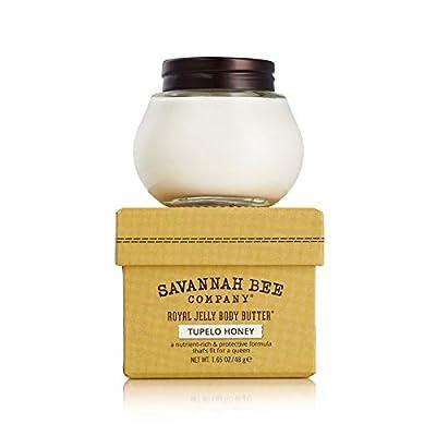 Royal Jelly Body Butter TUPELO HONEY by Savannah Bee Company - 1.65 Ounce