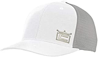 Cobra Golf 2019 Crown Trucker Snapback Hat (One Size)