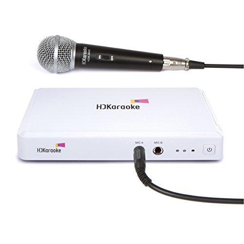 HDK Box 2.0 Smart Home Karaoke Machine