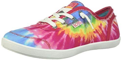 Skechers womens Bobs B Cute Sneaker, Multi, 10 US