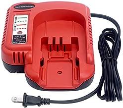 Lasica Replacement for Black & Decker Battery Charger BDCCN24 BDFC240 Black and Decker 9.6V 12V 14.4V 18V 24V NiCad & NiMh Battery Firestorm HPB18-OPE HPB14 HPB12 HPB96 HPB24 Black Decker 18V Charger