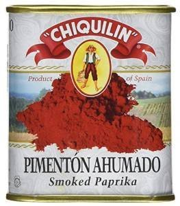 Chiquilin Smoked Paprika, 2.64 oz
