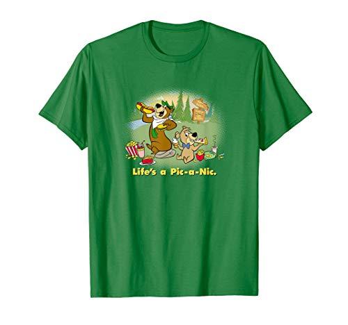 Yogi Bear Lifes a Pic-a-Nic T-Shirt