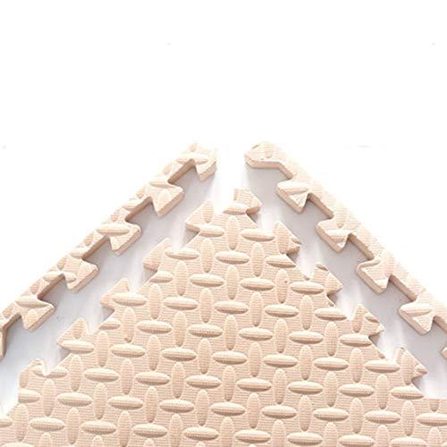ALGWXQ Tapete Juego Rompecabezas Durable A Prueba de Polvo Alfombrillas de Espuma Usado para Sala, Cuarto del Bebé, Oficina, Espesor 1.0cm / 1.2cm / 2.5cm, 6 Especificaciones
