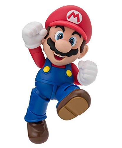 Figurine - Mario - Super Mario Figuarts Tamashii Nations 10 cm