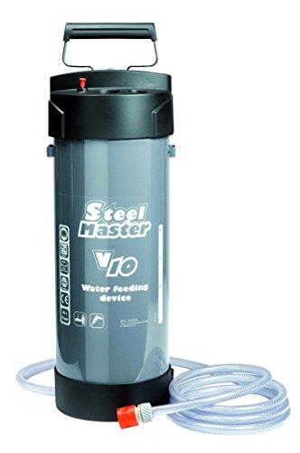 SteelMaster Wasserzuführgerät V10 Stahl 10L