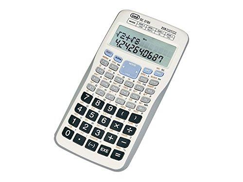 Trevi EC 3785 Calcolatrice Scientifica Elettronica con 228 Funzioni Matematiche