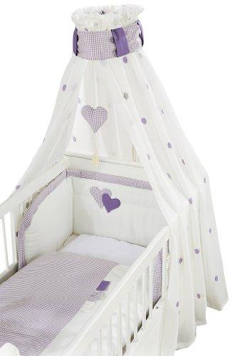 Christiane Wegner 0311 00-562 Bett-Set für Kinderbett, 70 x 140 cm