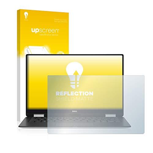 upscreen Protector Pantalla Mate Compatible con DELL XPS 13 9365 2-in-1 Película – Antireflejos, Anti-Huellas