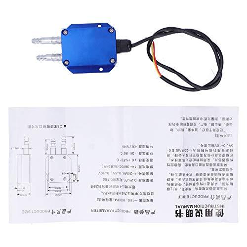 Differenztransmitter, Winddrucktransmitter, Genaue Kessel Staubsammler für Reinraum-Staubsauger(0-20kPa)