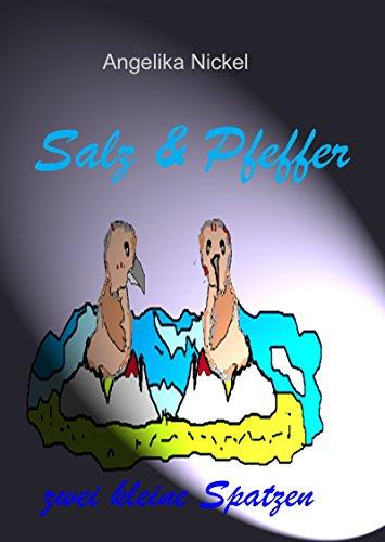 Salz & Pfeffer: zwei kleine Spatzen