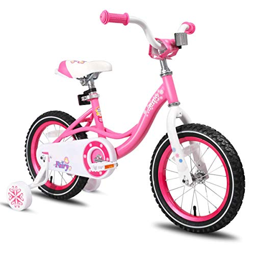 JOYSTAR 12 Inch Kids Bike with Training...