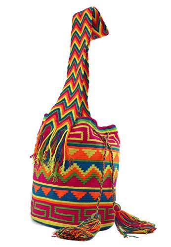 Buritaka Artesanias Bolso tejido Wayuu