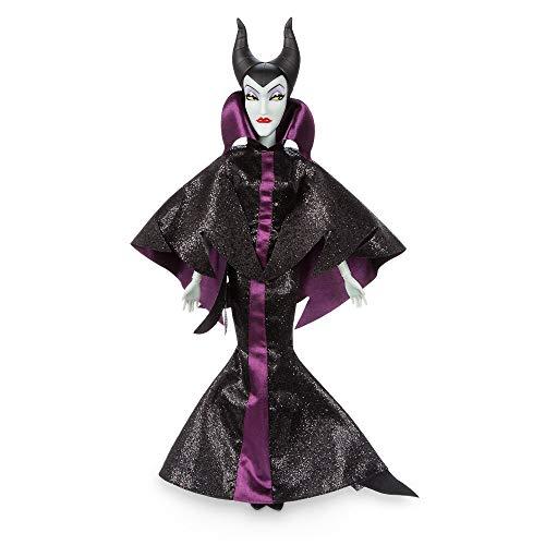Disney Store Officiel Maléfique 30cm Classique Doll Figure Glitter Dress Toy