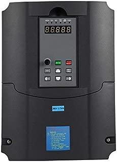 VEVOR 0.75KW 380V VFD Variable Frequency Drive Inverter 380V VFD Speed Controller 1HP For Spindle Motor (0.75KW 380V)