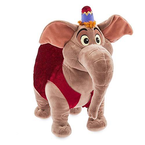 Disney Abu as Elephant Plush - Aladdin - Medium - 13 1/2 Inch H