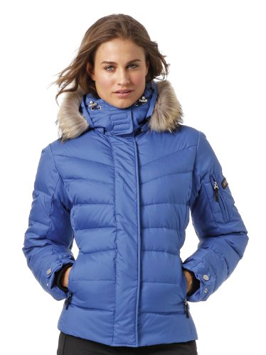 Bogner Fire + Ice Damen Daunenjacke SALE-DP, indigo, 36