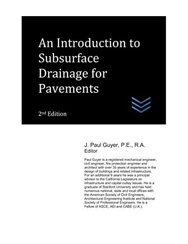 An Introduction to Subsurface Drainage for Pavements