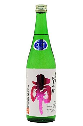 南(みなみ) 純米吟醸 出羽燦々 無濾過生酒 720ml