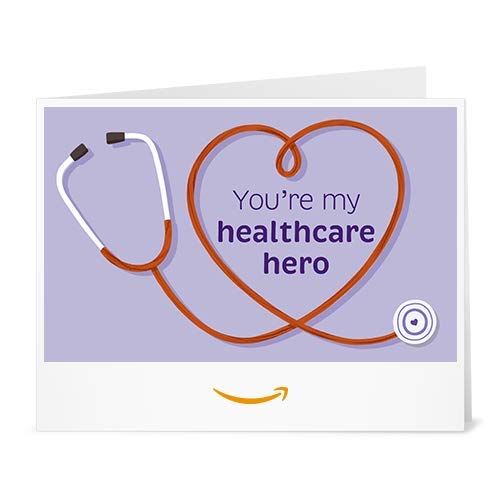 Amazon Gift Card - Print - Healthcare Hero